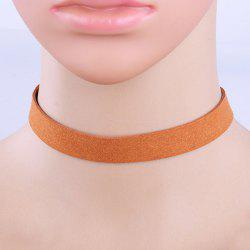 Choker Punk Velvet Necklace