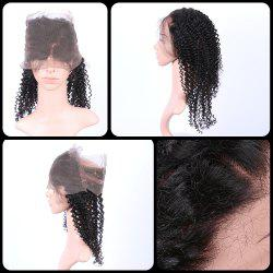 Long Curly 360° Lace Human Hair Wig