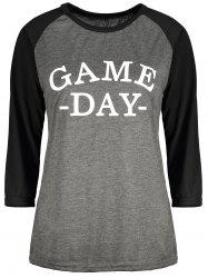 Raglan Sleeve Game Day Tee