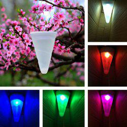 Outdoor Courtyard Solar Power LED Hanging Night Light