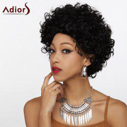 Adiors Outstanding Short Fluffy Curly Synthetic Wig