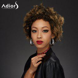 Adiors Colormix Short Fluffy Curly Synthetic Wig