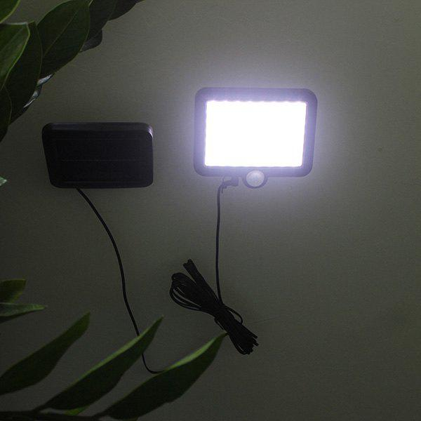 New Solar Power Sensor LED Courtyard Lawn Wall Night Light