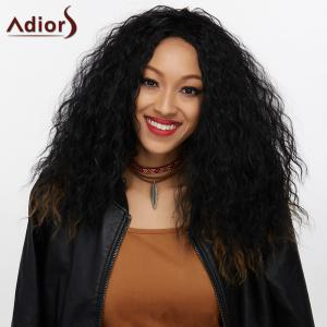 Adiors Medium Afro Curly Synthetic Wig