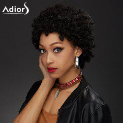 Adiors Ultrashort Afro Curly Synthetic Wig