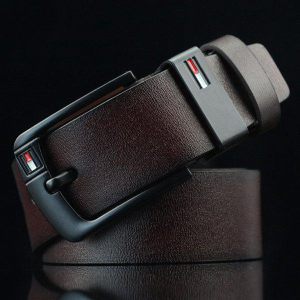 Cheap Faux Leather Wide Waist Belt with Pin Buckle