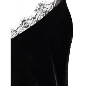 Lace Insert Camisole Top -