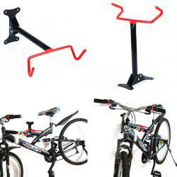 Portable Wall Fixed Alloy Carrier Bicycle Rack -