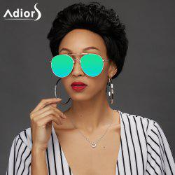 Adiors Short Shaggy Natural Straight Synthetic Wig