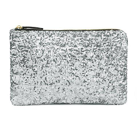 Affordable New Fashion Style Women's Sparkle Spangle Clutch Evening Bag