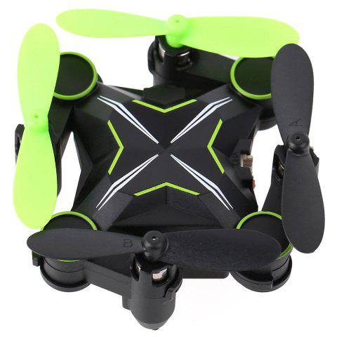 New HELIWAY 901HS Mini Foldable WiFi FPV 0.3MP Camera 2.4GHz 6CH 6-axis Gyro Air Press Altitude Hold Quadcopter -   Mobile