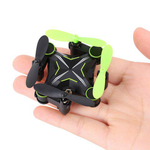 Affordable HELIWAY 901HS Mini Foldable WiFi FPV 0.3MP Camera 2.4GHz 6CH 6-axis Gyro Air Press Altitude Hold Quadcopter -   Mobile