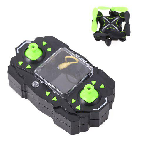 Online HELIWAY 901HS Mini Foldable WiFi FPV 0.3MP Camera 2.4GHz 6CH 6-axis Gyro Air Press Altitude Hold Quadcopter -   Mobile