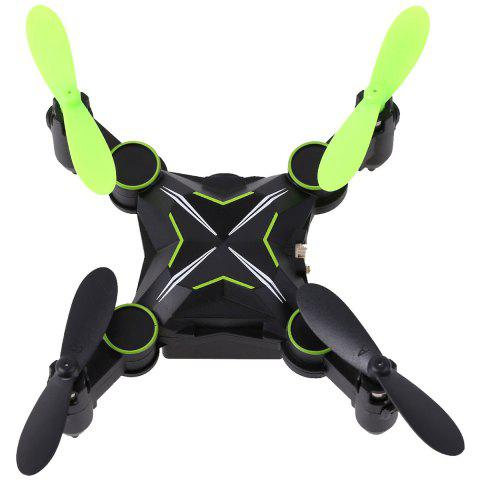 Trendy HELIWAY 901HS Mini Foldable WiFi FPV 0.3MP Camera 2.4GHz 6CH 6-axis Gyro Air Press Altitude Hold Quadcopter -   Mobile