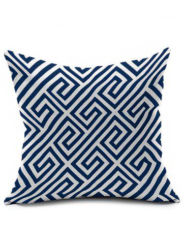 Best Geometry Linen Cushion Cover Throw Pillowcase COLORMIX