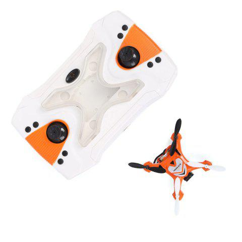 Affordable X1506 2.4GHZ 4 Channel 6 Axis Gyro Mini Quadcopter Hand Launching -   Mobile