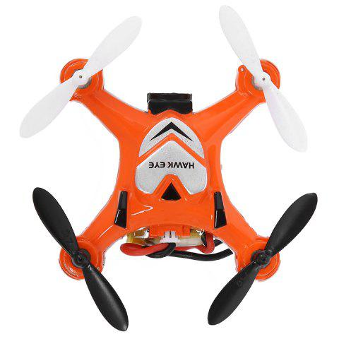Trendy X1506 2.4GHZ 4 Channel 6 Axis Gyro Mini Quadcopter Hand Launching -   Mobile
