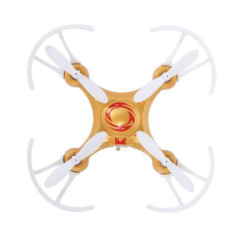 Unique Cheerson 5036A 2.4GHZ 4 Channel 6 Axis Gyro Headless Mode LED Light Mini Quadcopter -   Mobile