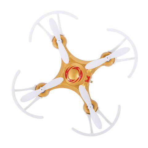 Fashion Cheerson 5036A 2.4GHZ 4 Channel 6 Axis Gyro Headless Mode LED Light Mini Quadcopter -   Mobile