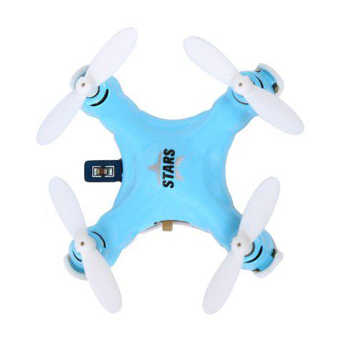 Fashion Cheerson Cx-Stars 2.4GHZ 4 Channel 6 Axis Gyro LED Light Mini Quadcopter -   Mobile