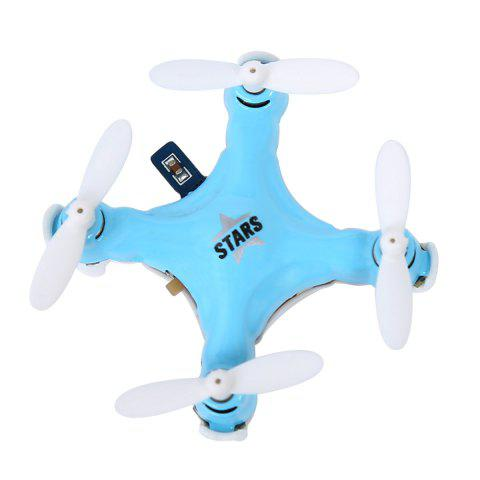 Cheap Cheerson Cx-Stars 2.4GHZ 4 Channel 6 Axis Gyro LED Light Mini Quadcopter -   Mobile