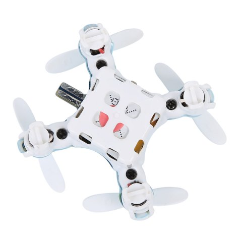 Sale Cheerson Cx-Stars 2.4GHZ 4 Channel 6 Axis Gyro LED Light Mini Quadcopter -   Mobile