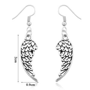 Wings Drop Earrings -