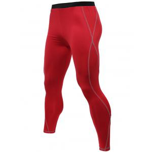 Quick Dry Breathable Tight Stitching Gym Pants -