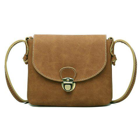Discount Push Lock Shoulder Bag