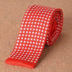 Casual Knitted Neck Tie
