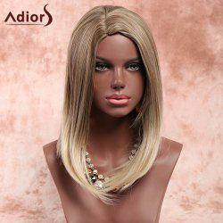 Adiors Medium Side Parting Straight Bob Colormix Synthetic Wig