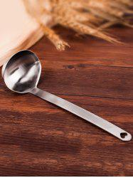 Kitchen Tool Stainless Steel Long Handle Soup Spoon