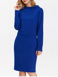 Long Sleeve Sheath Dress