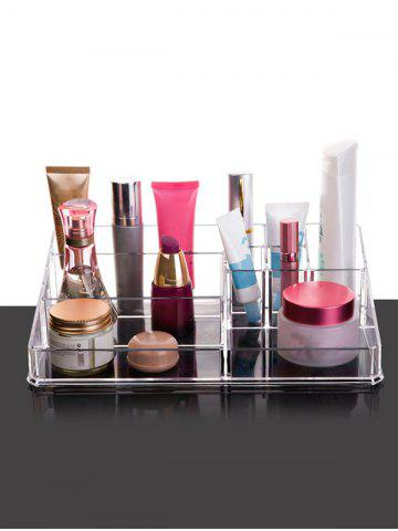 Cosmetic Storage Makeup Organizer - Transparent
