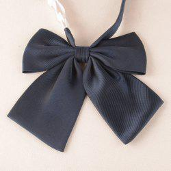 Casual Adjustable Bowknot Neck Tie