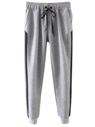 Drawstring Athletic Big and Tall Jogger Pants