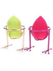 2 Pcs Beauty Blender Séchoir - Multicolore