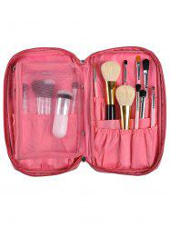 Zip Up Travel Makeup Storage Bag