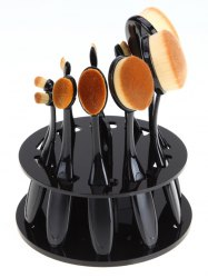 Brush Holder Makeup Toothbrush Stand
