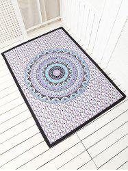Indian Rectangle Printed Beach Throw