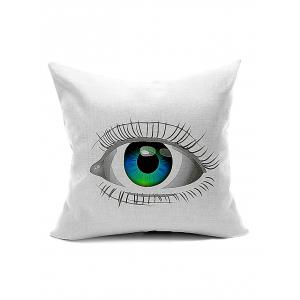 Eye Pattern Cushion Cover Throw Pillow Case