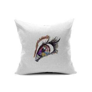 Eye Pattern Car Sofa Cushion Cover Pillow Case
