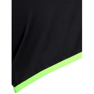 Piped Running Comfy Shorts Women -