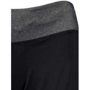 Piped Running Shorts -