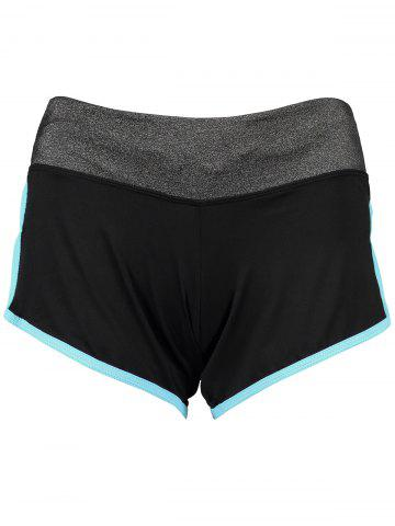 Shops Piped Running Shorts