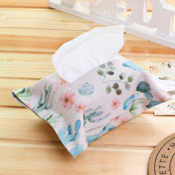 Household Removable Linen Tissue Paper Bag