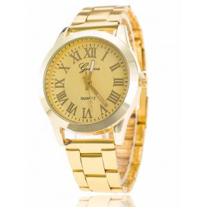 Roman Numerals Quartz Watch
