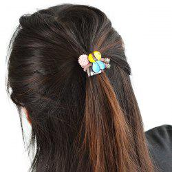 Elastic Bee Ball Embellished Hairband