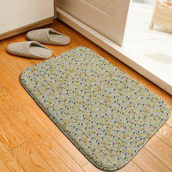 Fulled Doges Print Home Decor Caroset Skidproof Thicken Rug
