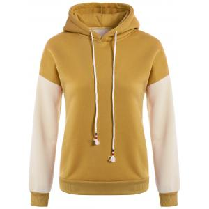 Oversized Drop Shoulder Pullover Hoodie